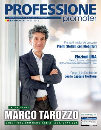 Copertina Professione Promoter 2019/03