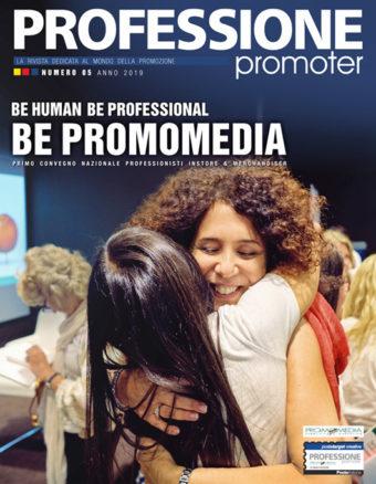 Copertina Professione Promoter 2019/04
