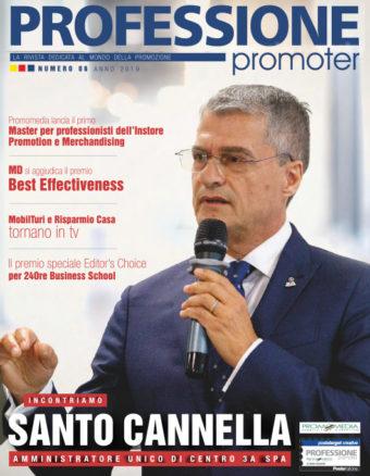 Copertina Professione Promoter 2019/06