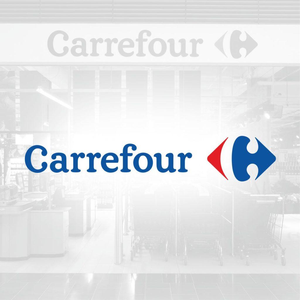 Logo cliente Carrefour