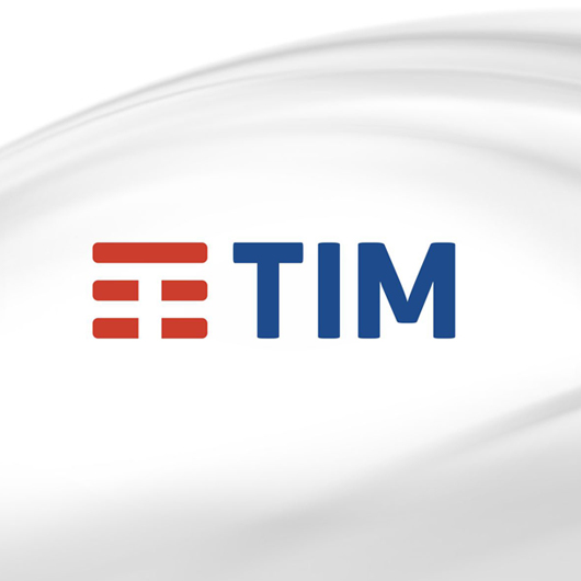 Logo Cliente TIM