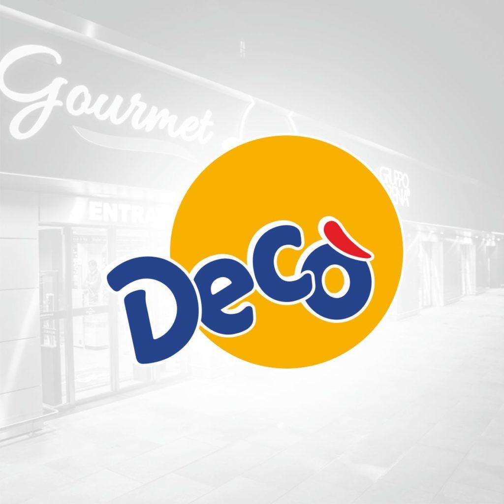Logo cliente Decò