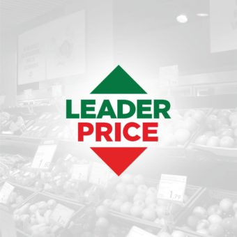Logo cliente Leader Price
